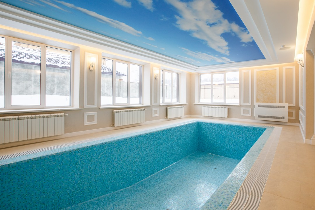 piscine intérieure saison