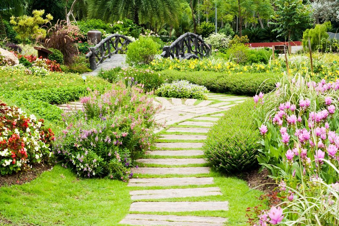 jardin sécurité